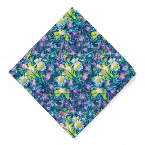 Flowers Bandana