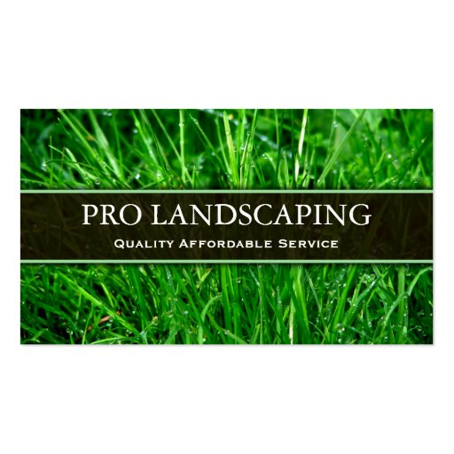 gardener landscaping business