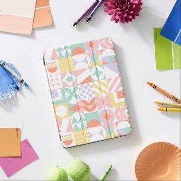 geometric #32 iPad pro cover