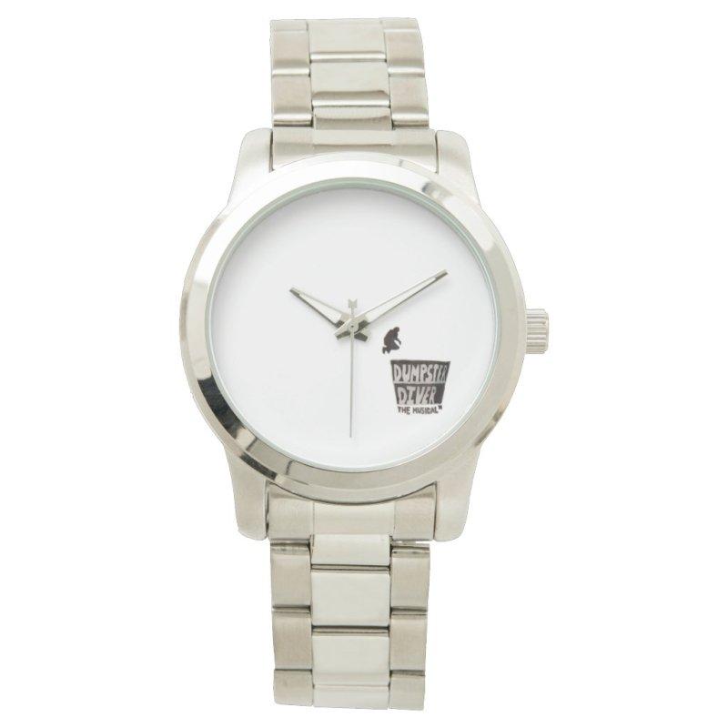 Get an official Dumpster Diver the Musical watch