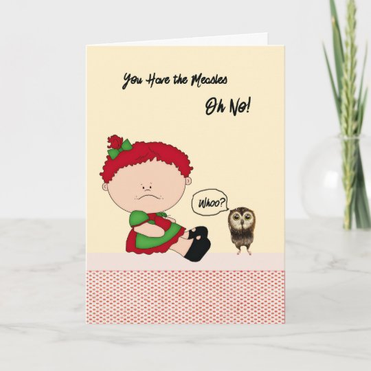 get well card for
