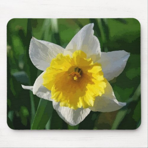 Giant Daffodil Mouse Mat