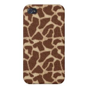 Giraffe Spots 2 iPhone 4/4S Cover