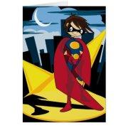 cartoon girl superhero 2011 short