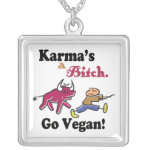 Go Vegan Jewelry