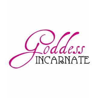 Goddess Incarnate shirt