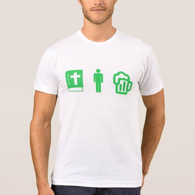 Godmebeer.com T-shirt