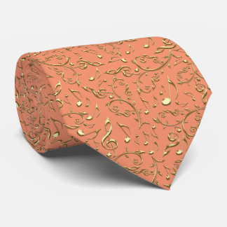 Peach Colored Ties