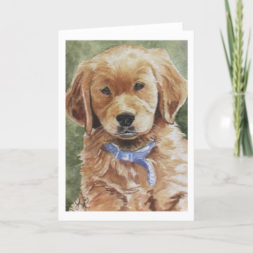 Golden Retriever Notecards