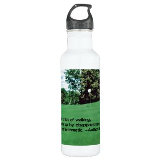 Golf 24oz Water Bottle
