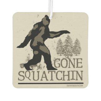 Gone Squatchin Air Freshener