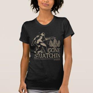 Gone Squatchin Tees