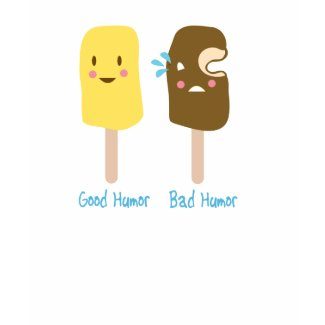 Good Humor Bad Humor shirt