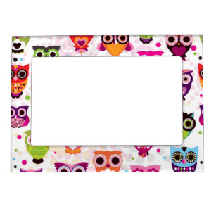 gorgeous custom owl magnetic