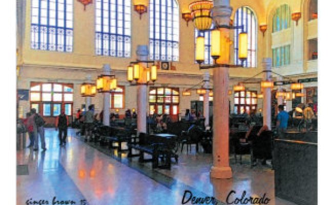 Denver Union Station Gifts On Zazzle