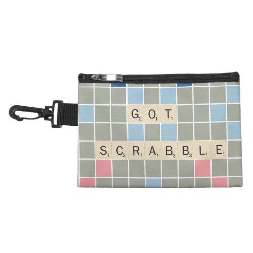Got Scrabble Accessory Bag