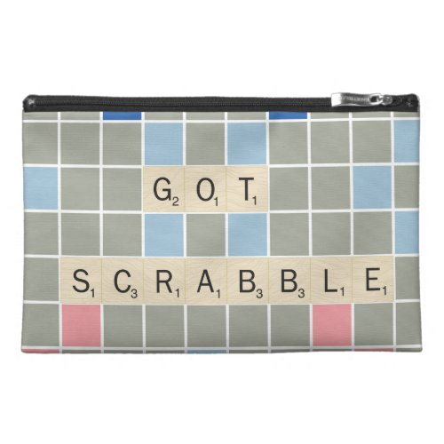 Got Scrabble Travel Accessory Bag