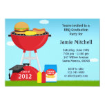 ❤️ Graduation BBQ Party Invitation Class of 2013