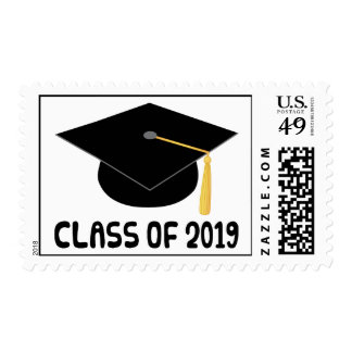 Graduation Gift Class of 2019 Stamps
