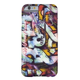 graffiti street art customizable iphone case