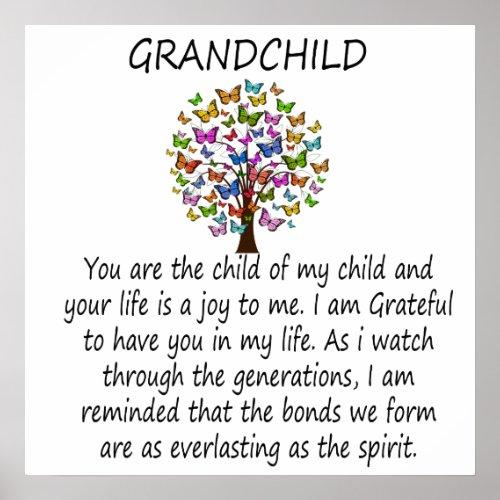 Grandchild Poster