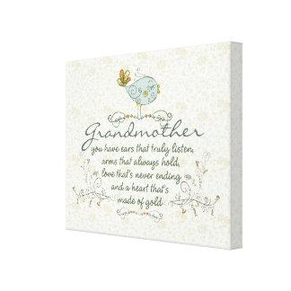 Grandma Poem Gifts on Zazzle
