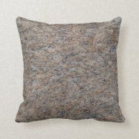 Brown Gray Pillows - Decorative & Throw Pillows   Zazzle