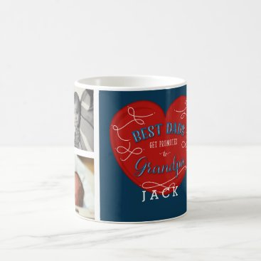 Great Dads Get Promoted to Grandpa | Photo Mug