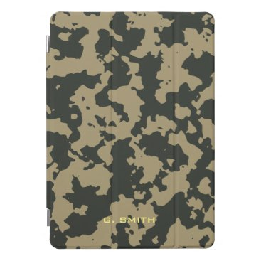 Green Camouflage. Camo your iPad Pro Cover