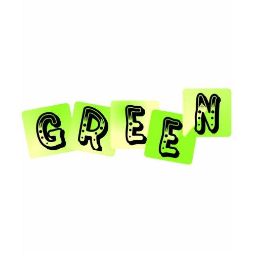 Green zazzle_shirt