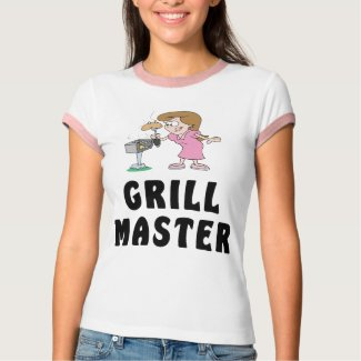 Grill Master Female shirt