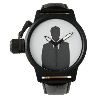 Groom or Groomsman Wacky Tie Watch