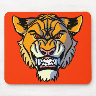 Growl! mousepad mousepad