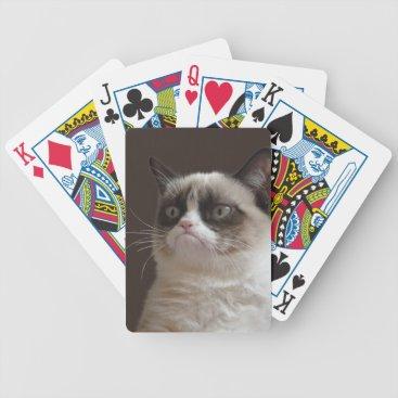 Grumpy Cat Playing Cards