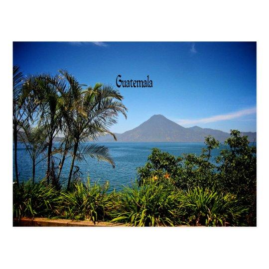 guatemala nature's beautiful landscape