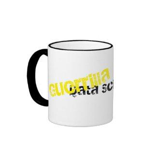 Guerrilla Data Scientist Geek Mug