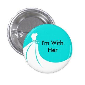 Guest Identification Flair 1 Inch Round Button