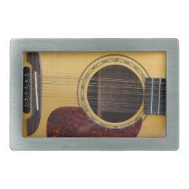 Guitar - Belt Buckle