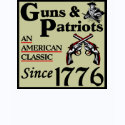 Guns & Patriots zazzle_shirt