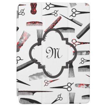 Hair combs mask3.ai iPad air cover