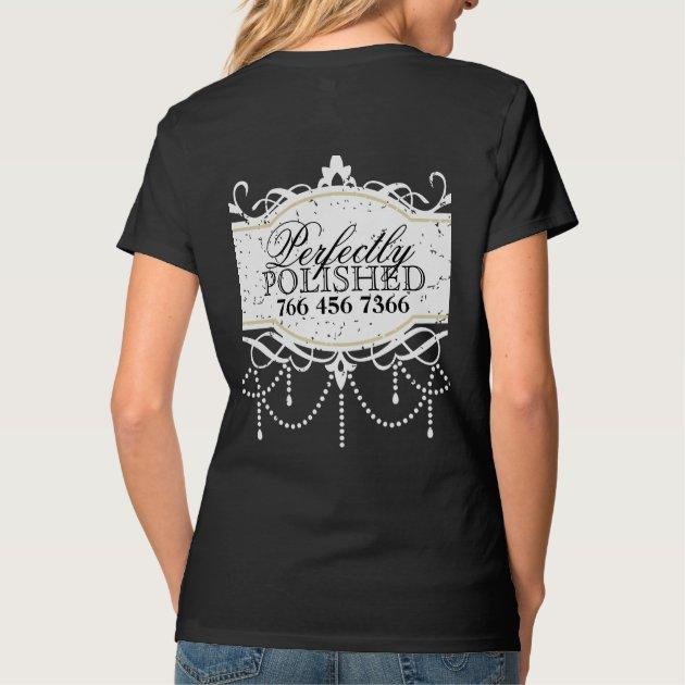 hair salon shirts zazzle