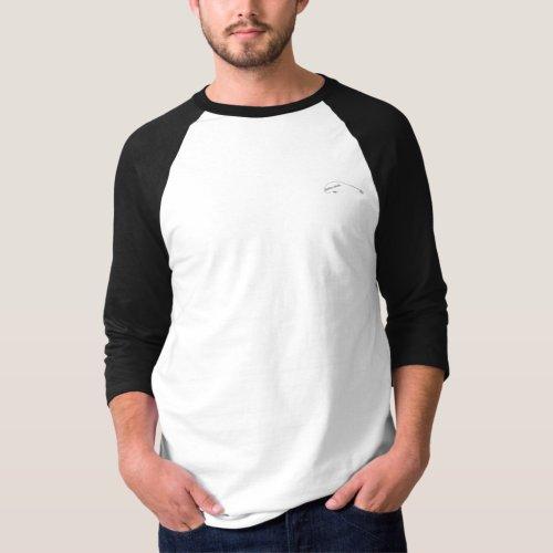 Halieusmedia Basic Baseball Shirt