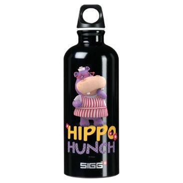 Hallie - Hippo Hunch Aluminum Water Bottle