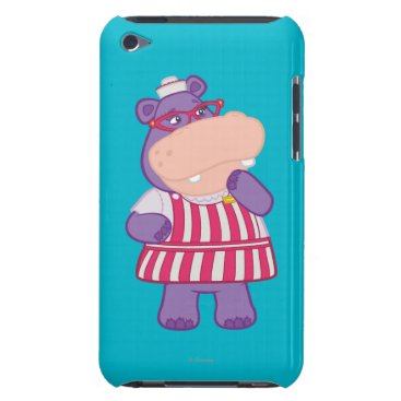 Hallie the Happy Hippo iPod Touch Cover