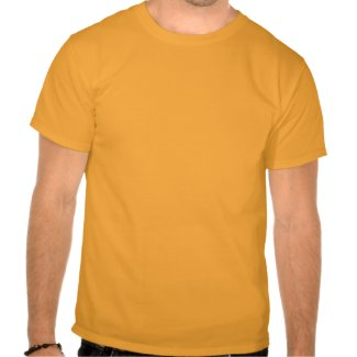 Halloween Costume - Mustard shirt