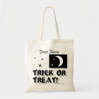 Halloween - Trick or Treat Bag (#5) bag