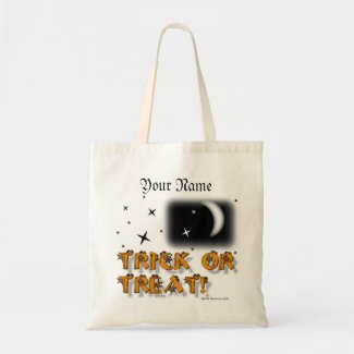 Halloween - Trick or Treat Bag (#7) bag