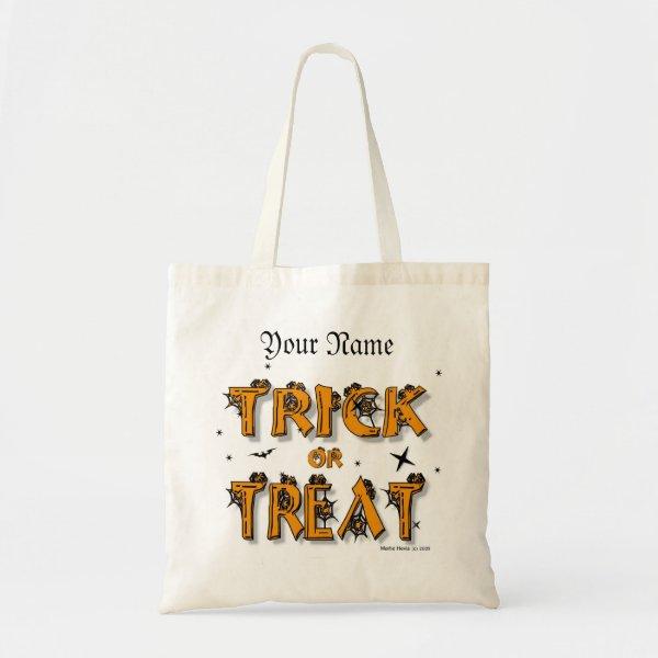 Halloween - Trick or Treat Bag (#8) bag