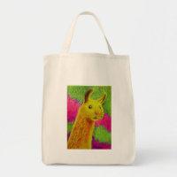 HamLlama Tote Bag
