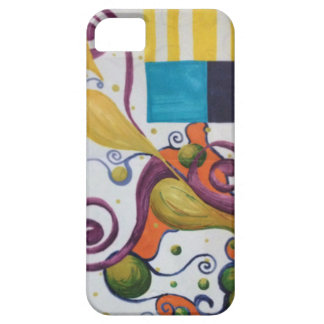 Hand Drawn Abstract Marker Art iPhone Case iPhone 5 Covers